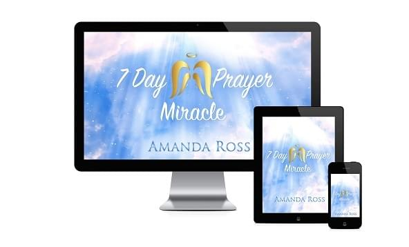 7 Day Prayer Miracle Amanda Ross